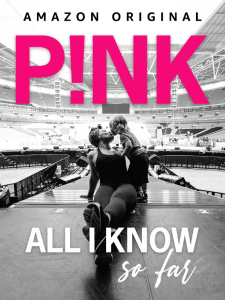 Pink poster 225x300 - Review: PINK: All I Know So Far