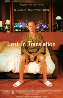 Lost in translation 195x300 - Arty Chick's Seven Flicks: Week 14