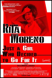 Rita Moreno 202x300 - Review: Rita Moreno: Just A Girl Who Decided To Go For It