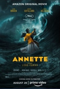 Annette 203x300 - Quickie Review: Annette