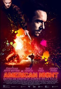 American Night 205x300 - Quickie Review: American Night
