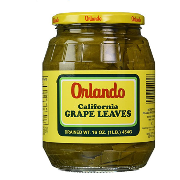 Orlando California Grapes Leaves Chickfoodtv
