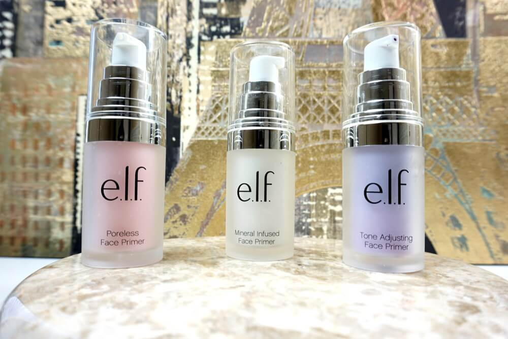 Eyes Lips Face E.L.F. - Primers - e.l.f. Cosmetics Is College Budget Friendly | Chiclypoised | Chiclypoised.com