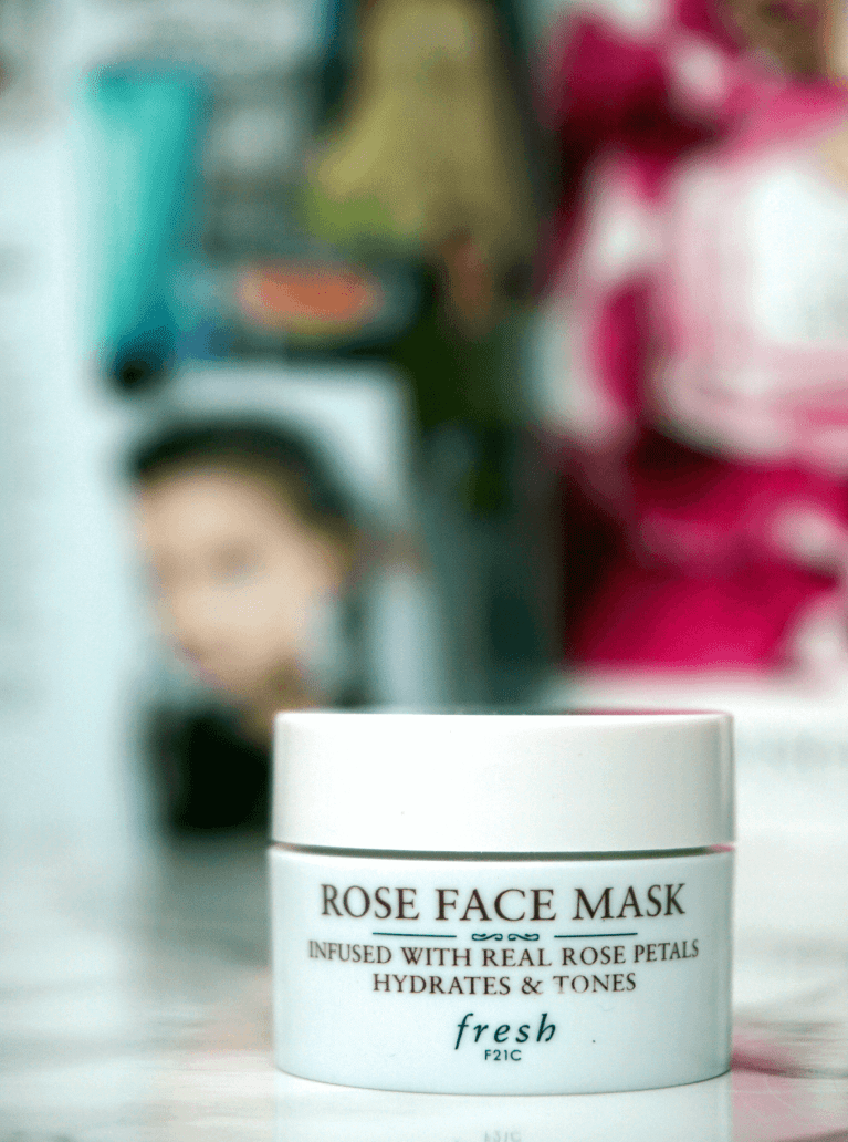 Sephora Play Reviews Play By Sephora Review July 2017 | Rose Face Mask by Fresh | Chiclypoised | Chiclypoised.com