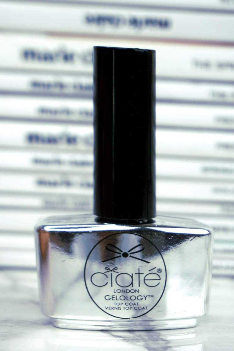 Must Have Products For DIY   Top Coat Ciate Chiclypoised   Chiclypoised.com