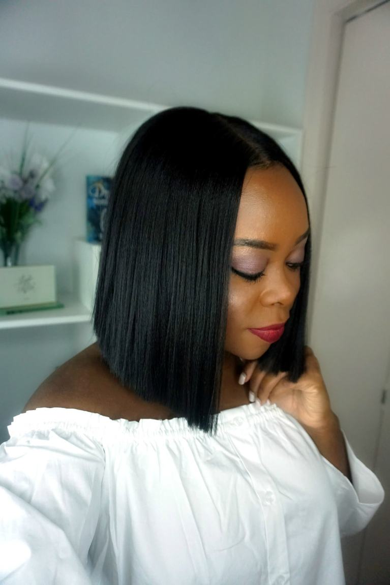 To Create Quick Simple Hairstyles Buy Synthetic Front Lace Wig