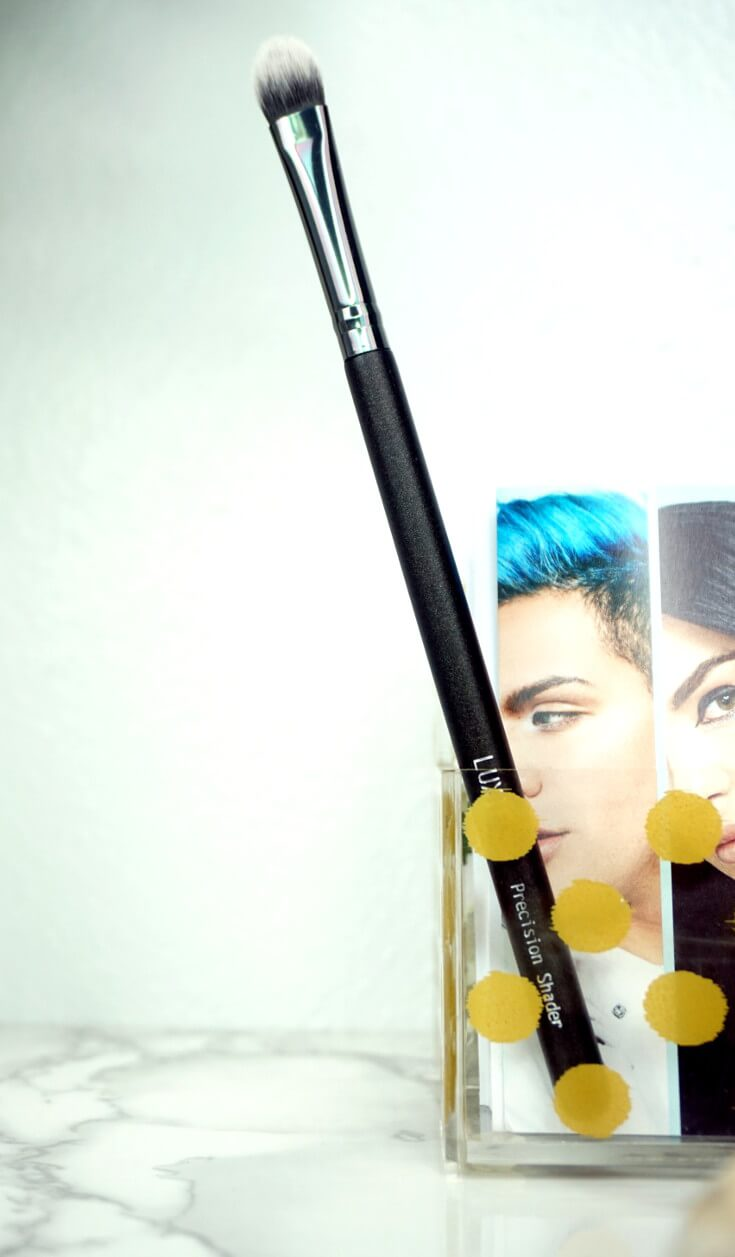 Ipsy Reviews December 2017 Ipsy Glam Bag   Luxie Beauty Makeup Brushes   Chiclypoised
