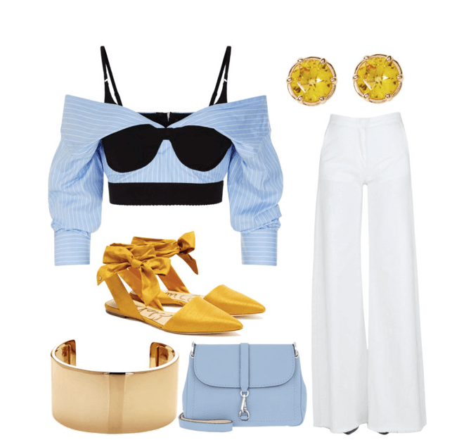 Bad and Boujee Brunch Outfit Idea | Chiclypoised.com