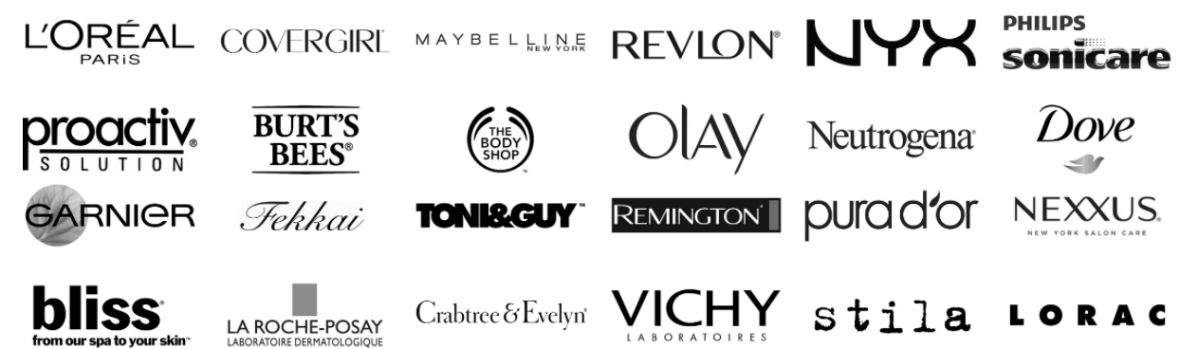 Great Beauty Brands | Chiclypoised.com