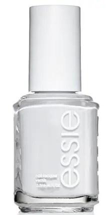 30 White Nail Polishes Under 10 Dollars | Essie White Nail Polish Blanc | Chiclypoised.com