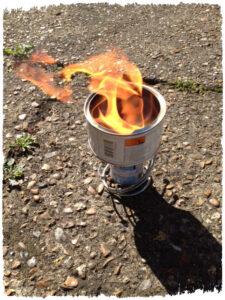 Burning-Wax