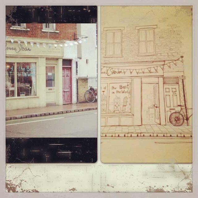 Annie Sloan Shop 50:50