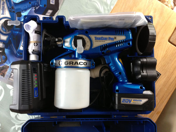 Graco Truecoat Pro II