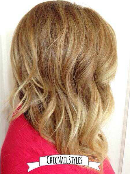 How To Go From Platinum Blonde To Bronde Ombre Chic