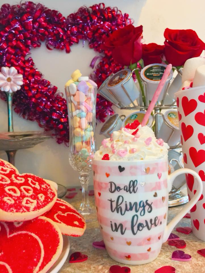 V-Day Coffee Bar: 5 Must-Haves For A Sweet Caffeine Oasis