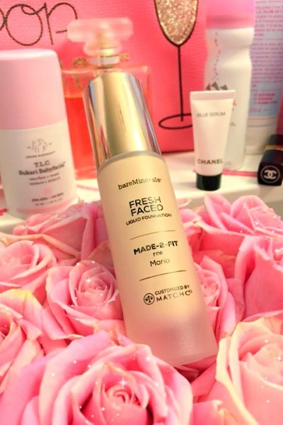 bareMinerals: Made-2-Fit Foundation Just For You!