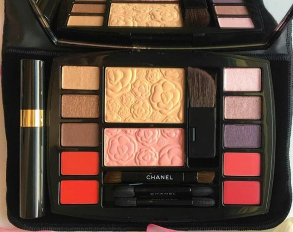 More colors in Chanel palette