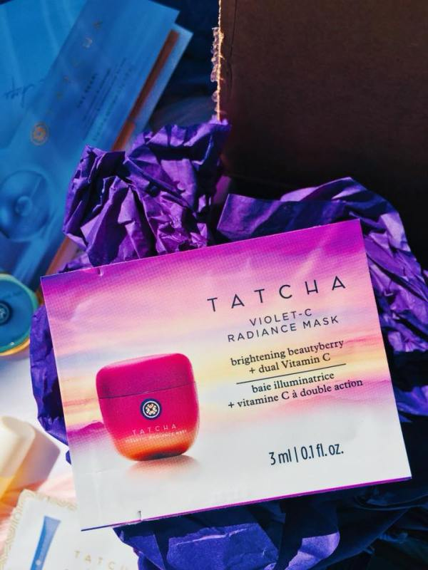 Tatcha sample #2