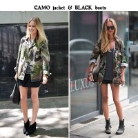 Camo From The Boys