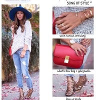 Song Of Style Blogger Aimee Song
