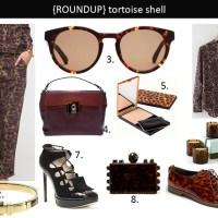 Roundup. Tortoise Shell