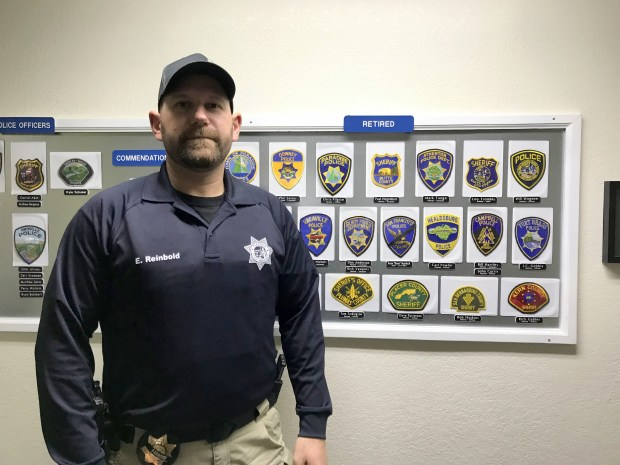 We're still here': Paradise police adjust to new normal