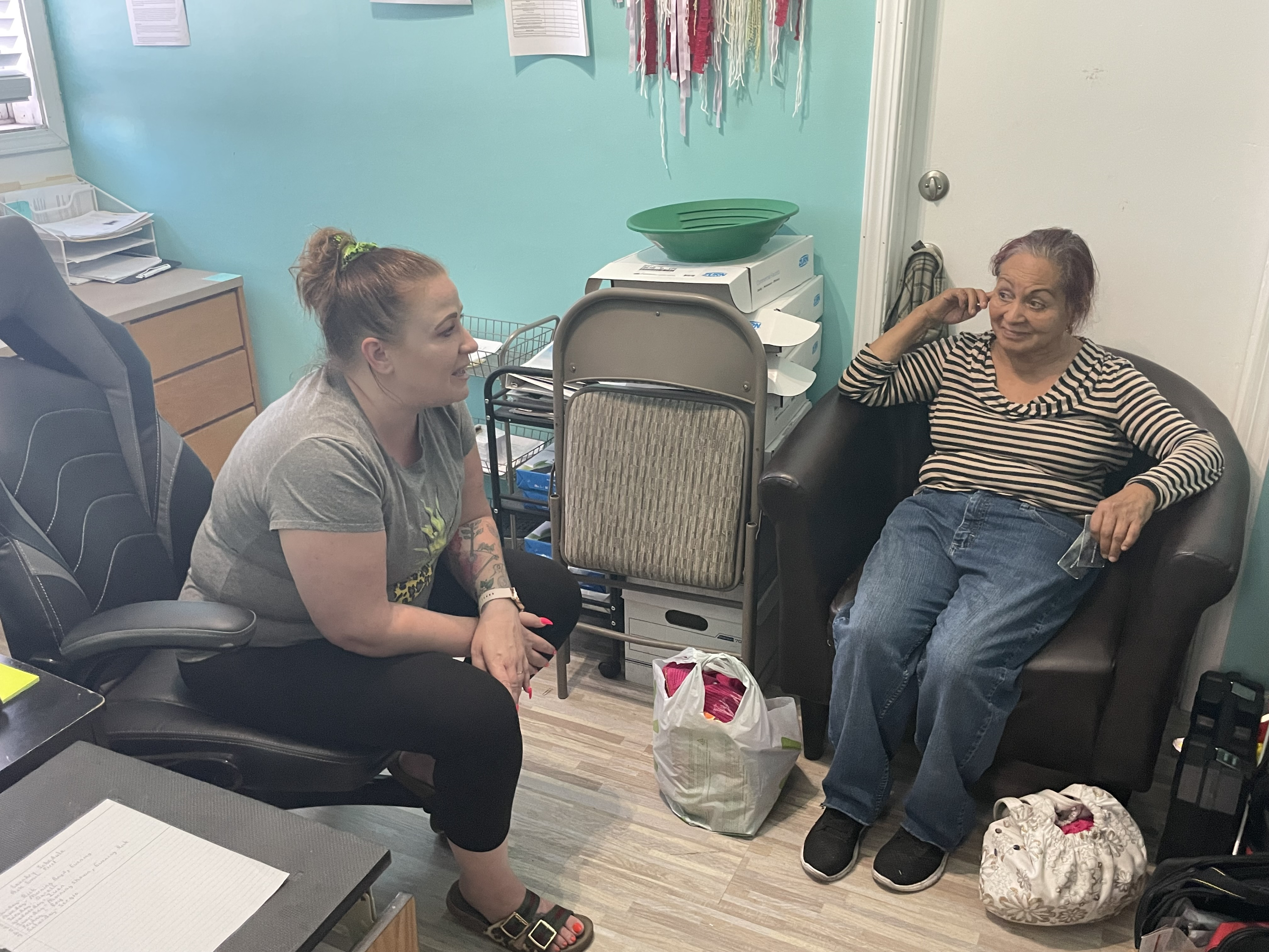 Oroville Rescue Mission opens 24-hour cooling center