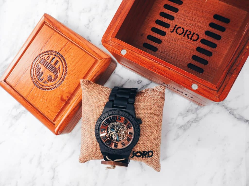 Wood watch review