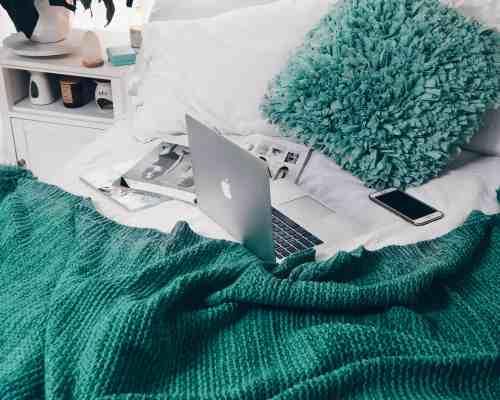 Ocean inspired interior design for bedroom