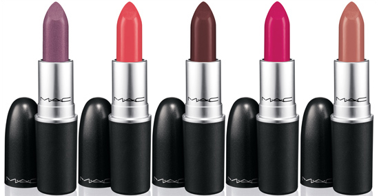 MAC Holiday 2010 A Tartan Tale Makeup Collection lipsticks MAC A Tartan Tale Collection for Holiday 2010   Information, Photos, Prices