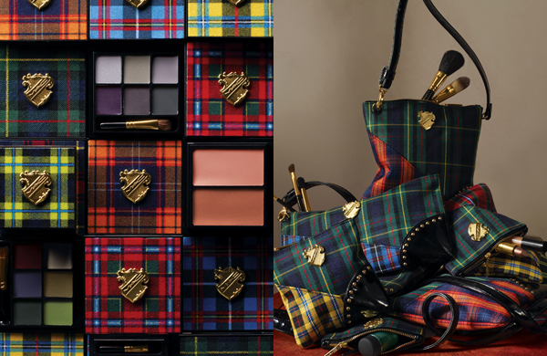 MAC Holiday 2010 A Tartant Tale Collection Gift Sets Eyeshadow Palettes MAC A Tartan Tale Holiday 2010 Eyeshadow Palettes, Kits and Gift Sets