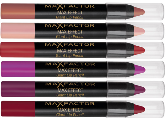 Max Factor fall winter 2010 giant lip pencil Max Factor Colour X PERT Collection for Fall Winter 2010
