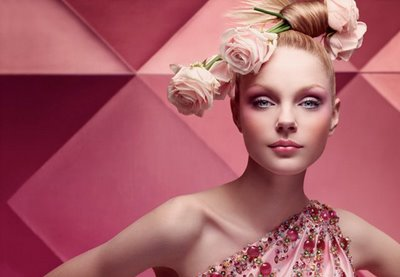 Dior makeup collection spring promo Spring 2011 Makeup & Nail Polish Collections   Round Up Information
