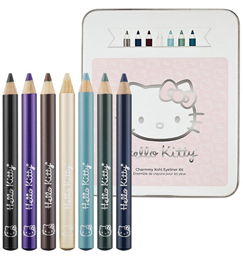 Hello Kitty 2011 Collection eye pencils Hello Kitty Collection for Spring 2011   Limited Edition