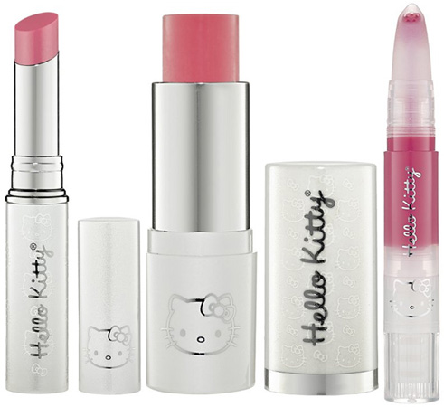 Hello Kitty 2011 Collection lip products Hello Kitty Collection for Spring 2011   Limited Edition