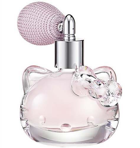 Hello Kitty 2011 Collection perfume Hello Kitty Collection for Spring 2011   Limited Edition