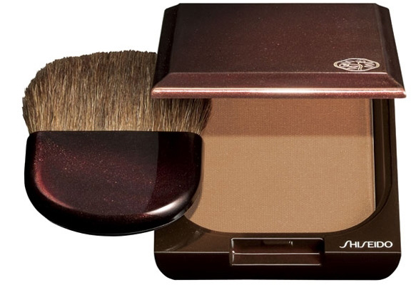 Shiseido 2011 Spring Summer Bronzer Shiseido Makeup Collection for Spring   Summer 2011   Sneak Peek & Promo Photos