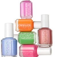 Nail Polish Collection to Match Your Teeny Bikini