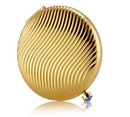 Estee Lauder Holiday 2012 Golden Wave Compact Estee Lauder Holiday 2012 Compact Collection – Official Info & Photos