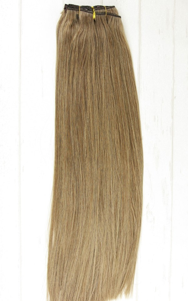 #16_Dark_Honey_Blonde_Clip_In_Hair_Extensions_Human_Remy_Double_Drawn_Chicsy_Hair_2_resize