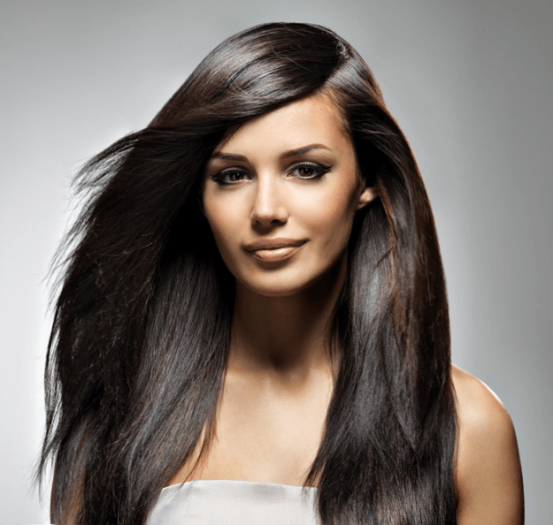 Chicsy-Hair-Extensions-Clip-In-Halo-Dark-Brown-Hair-4