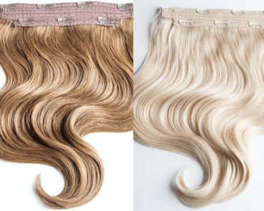Chicsy Hair Halo Hair Extensions 2 Colors 1