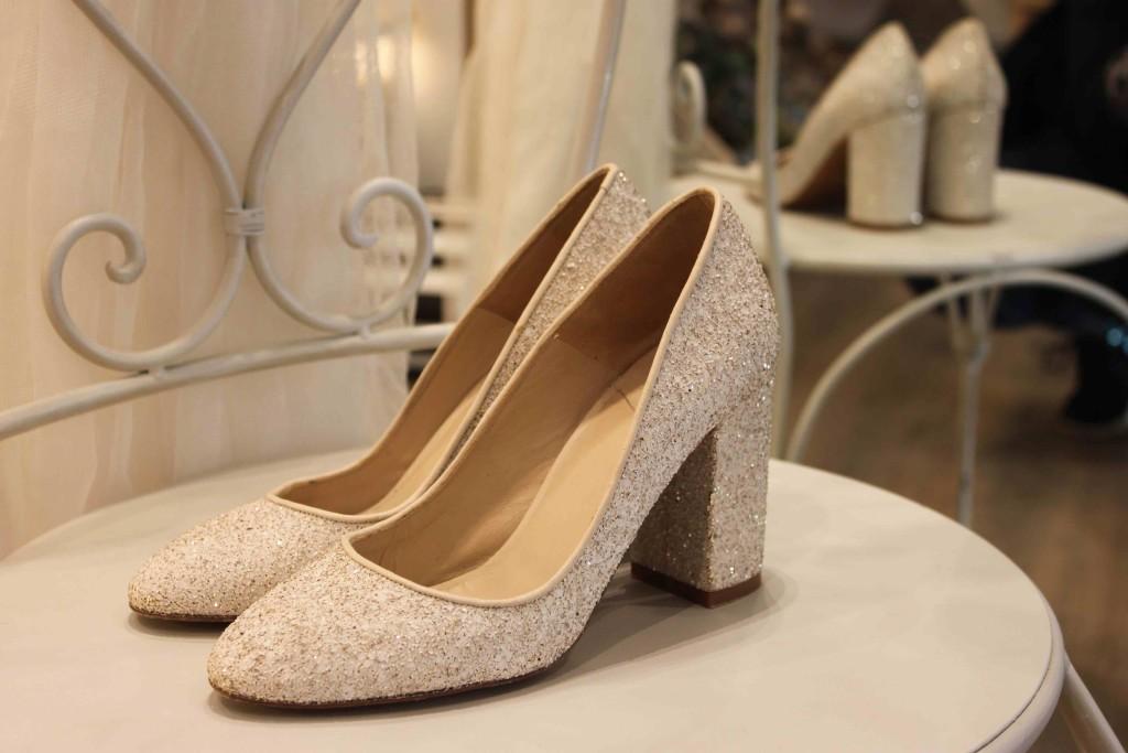 Zapatos de glitter de Hat & Love. plaza de Balmis . Alicante