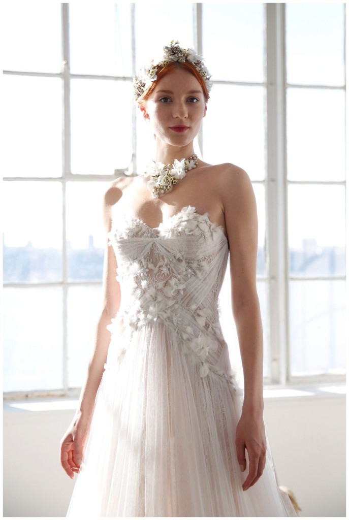 Marchesa Spring-Summer Bridal Collection 2017