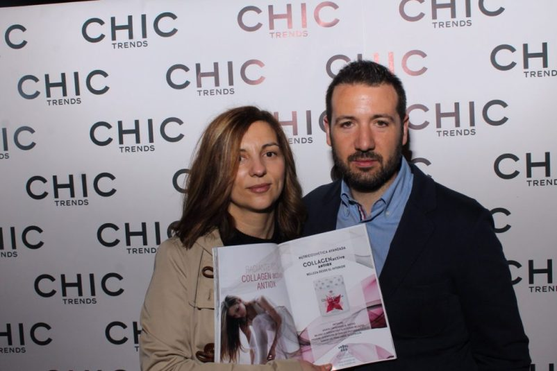 Claudia Popa y Guillermo Rivilla.