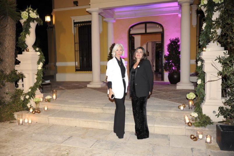Isabel Planelles y Ana Espadas.
