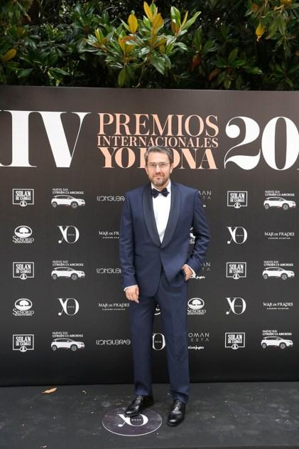 Máxim Huerta.Foto Roberto Cárdenas