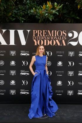 Marta Hazas. Foto Roberto Cárdenas