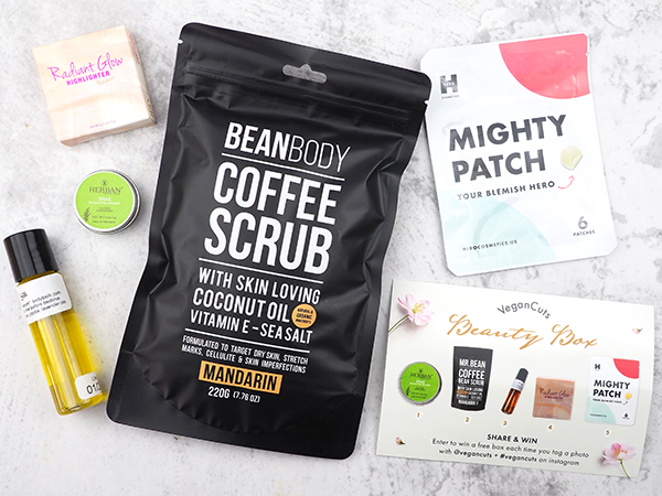 Reset and Recharge with the January Vegan Cuts Vegan Beauty Box