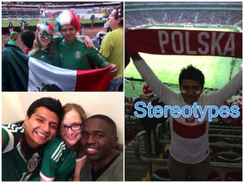Stereotypes in the world